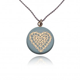 Halskette Herz
