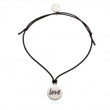 Armkettchen 'Love'