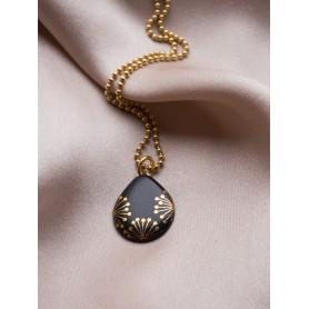 Halskette Tropfenform Suri