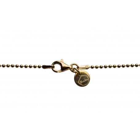 Halskette - einzeln - gold - Logo