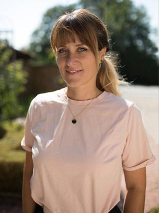 Susanne Krinke (Gründerin von Krinke Porzellan)